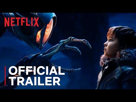 Lost in Space    HD  Netflix