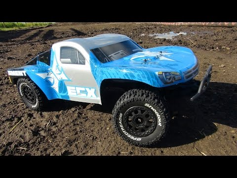 RC ADVENTURES - Great first Radio Control truck - ECX Torment 2wd RTR Short Course Truck