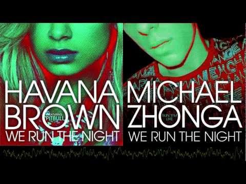 Havana Brown - We Run The Night (Michael Zhonga Cover)