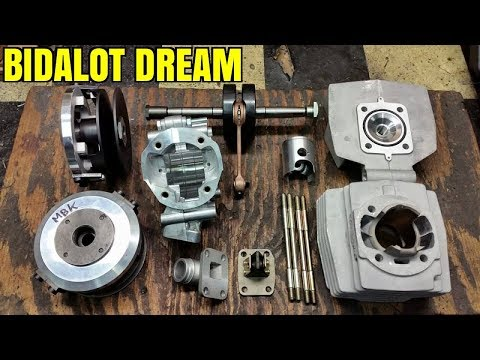 Sport bike, Classic cars, Pieces mob Bidalot - Ze California Dream