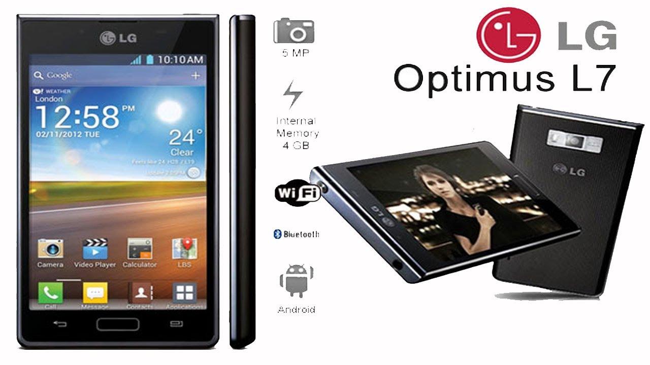 review celular smartphone lg optimus l7 em portugu s brasil youtube rh youtube com