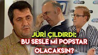Popstar Adayı Jüri ile Kavga Etti, Seyfi Dursunoğlu Çıldırdı! Resimi