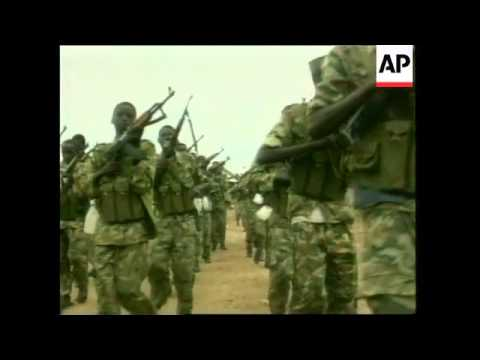 KENYA/SUDAN: CIVIL WAR IN SUDAN TALKS