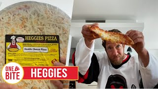 Barstool Pizza Review - Heggies Frozen Pizza