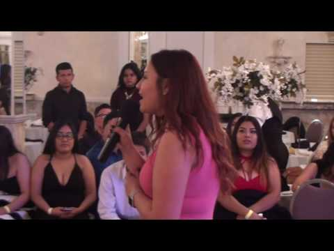 Noche De Gala Latina 2017 (Latin Night) - Glenbard North O.L.A.S. - Susanna Melon