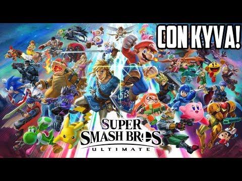 Super Smash Bros con KYVA! - ZERO
