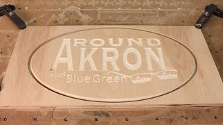 Around Akron with Blue Green: …