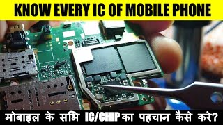 Mobile ic full identification and Working | Types of mobile ic |mobile ic list | and everything|