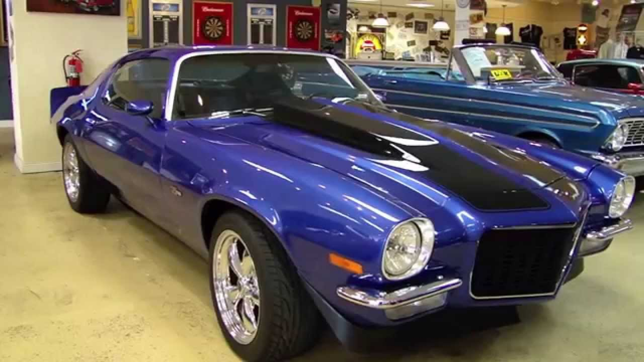 1970 chevy camaro z 28 tribute for sale youtube. Black Bedroom Furniture Sets. Home Design Ideas