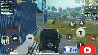 Part -2 PUBG Mobile Game Playing In Smartphone | My Good Luck And Nice team Members.