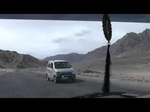 Driving Through Tora Bora Afghanistan to Film You Know What