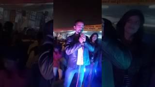 shivam live performance acha chalta hu duaon mai yaad rakhna song on lucknow mahotsav