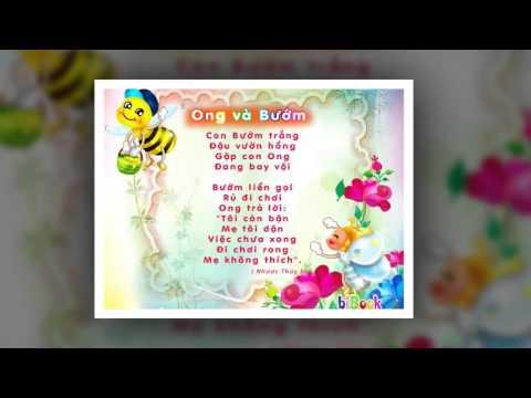[Bibook] Bài thơ Ong Và Bướm