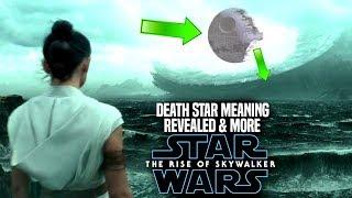 Star Wars The Rise Of Skywalker Trailer! Death Star Meaning Revealed (Star Wars Episode 9)