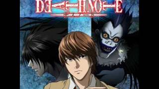 death note ost 1 11 l s theme b