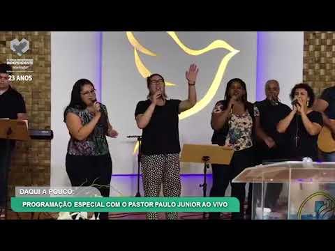 Especial com Juliana Ferron   Gravado AO VIVO