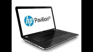 HP 17.3in QuadCore 8GB RAM 1TB Laptop with Office