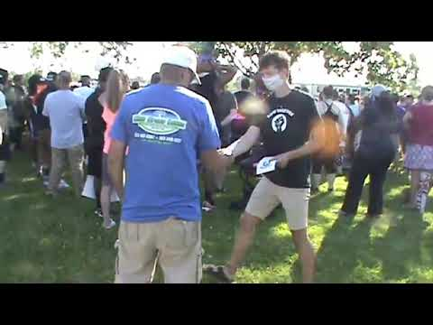 Georage Floyd protest in Clinton Iowa from YouTube · Duration:  24 minutes 3 seconds
