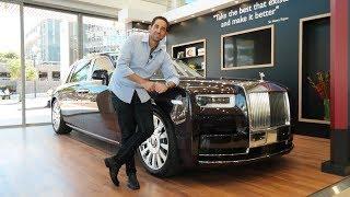 2018 Rolls-Royce Phantom - The Motoring Worlds Eighth Wonder