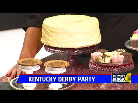Mommy Magic: Plan your family's Kentucky Derby party