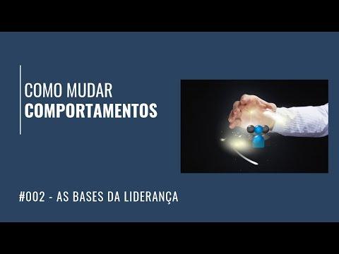 COMO MUDAR COMPORTAMENTOS   AS BASES DA LIDERANÇA #002  MURILO MANZANO