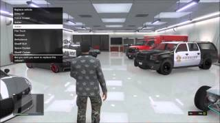 GTA 5 Glitches - How To Put Tanks, Jets & Pegasus Vehicles In Your Garage Online