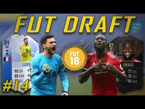draft fifa 18 squad builder
