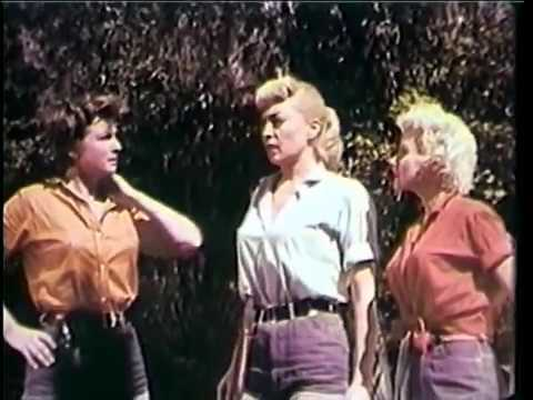 Swamp Women film, full film aka Cruel Swamp, Swamp Diamonds