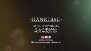 AXN   Hannibal - 2ª Temporada - Trailer