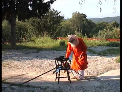 Swami Dev Murti Ji and Chitranjan Kumar in Zagreb, Croatia, video 11
