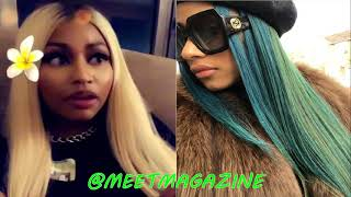 Hennessy Carolina fight vs Nicki Minaj starts here! Cardi B's sister wants to fight! #LHHNY 7