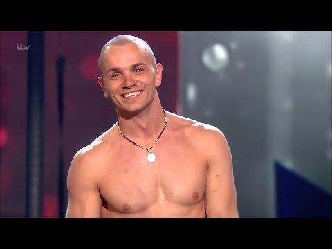 Alex Magala - Britain's Got Talent 2016 Final