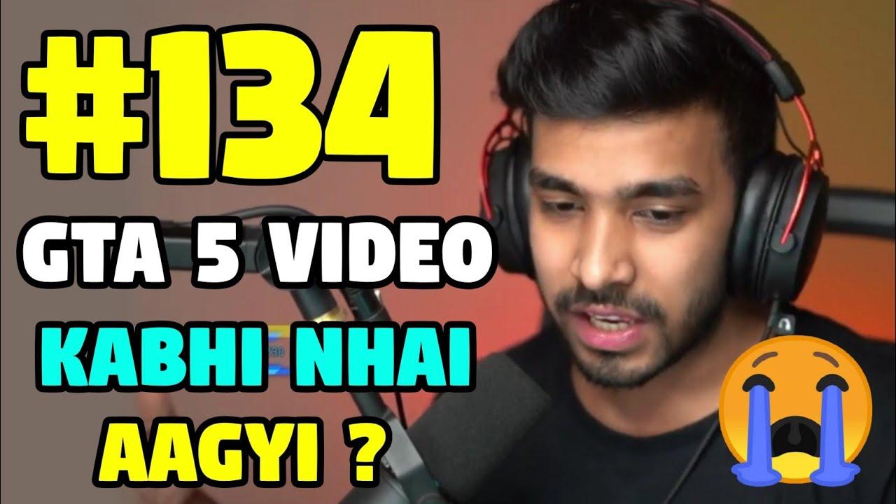 techno gamers new gta 5 video    Techno gamerz new gta v video    Ujjwal health issue 😭😭 News Video