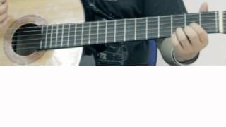 [Guitar]Hướng dẫn chơi: Because im stupid - SS501