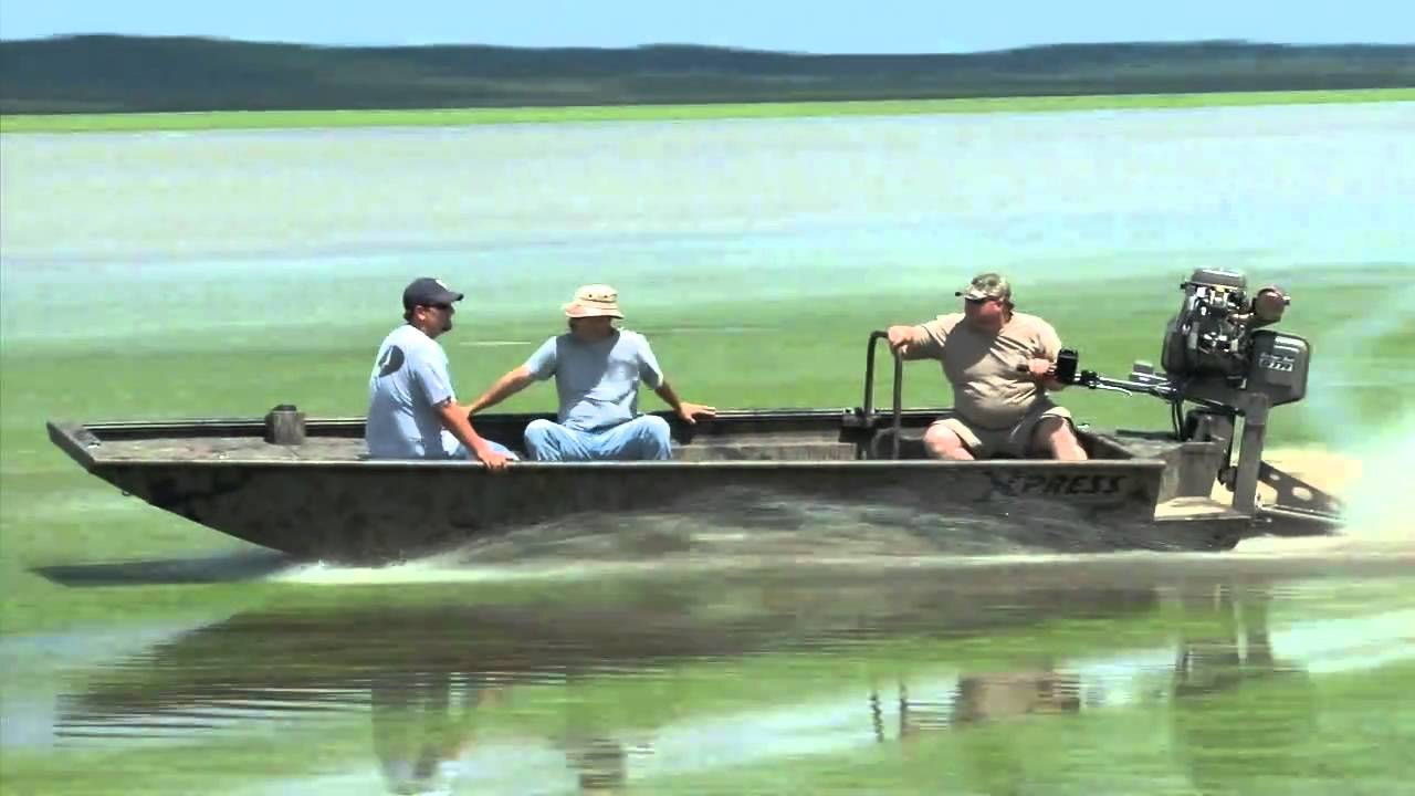 Mud Boats For Sale >> Xpress Mud Boat With Gator Tail Surface Drive Youtube