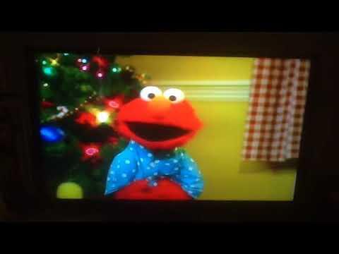 Elmo Saves Christmas Part 2: Elmo Meets Santa Claus & Lightning The Reindeer