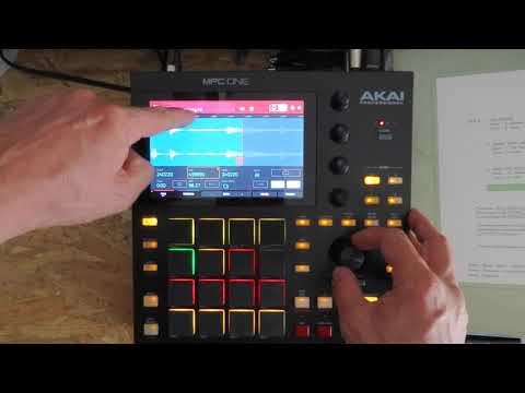 TUTO MPC #1 - Un Beat Boom Bap avec la AKAÏ MPC ONE