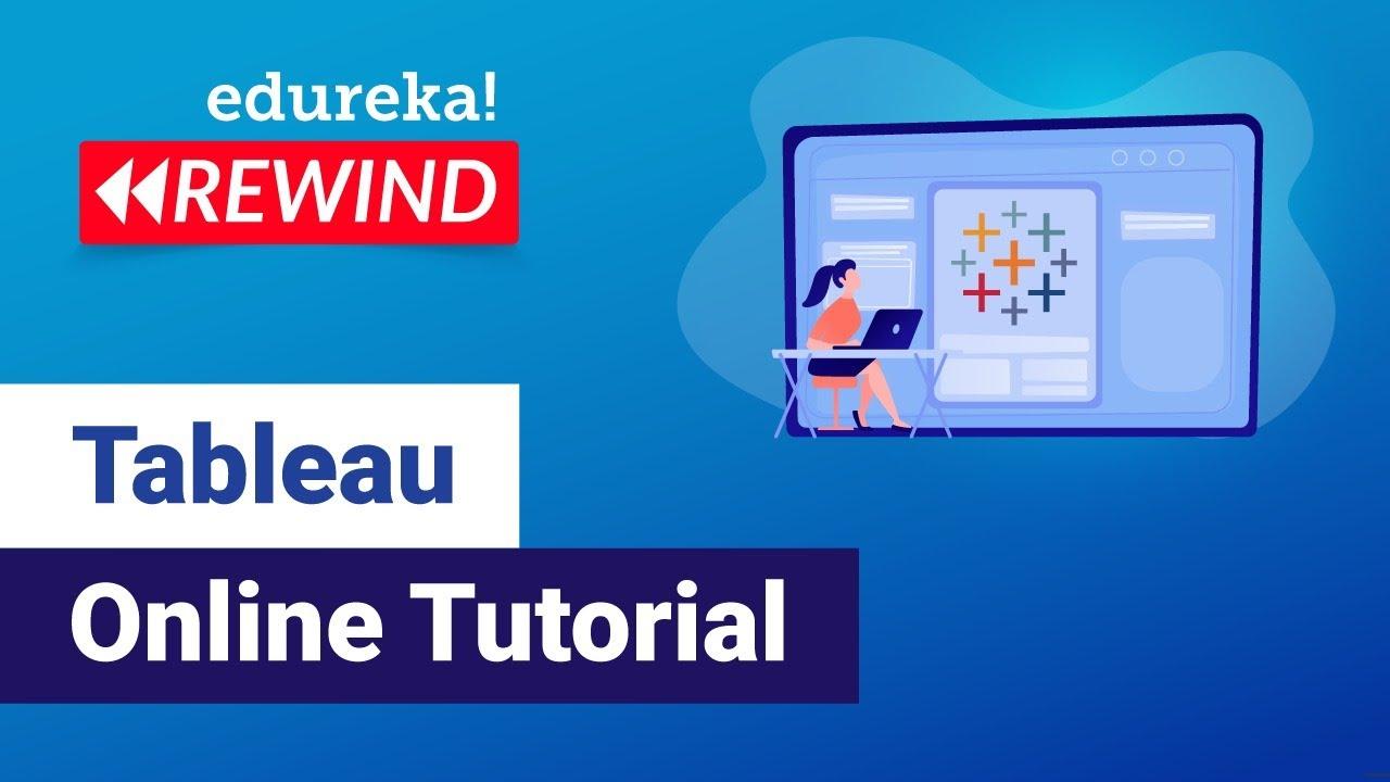 Tableau Online Tutorial | What is Tableau Online | Tableau Training