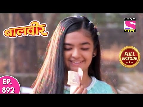 Baal Veer - Full Episode  892 - 08th  March, 2018