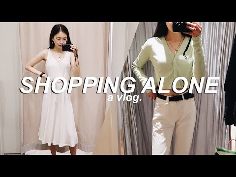 SHOPPING ALONE | My Favorite Stores To Shop At