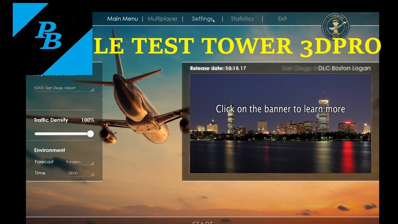 LE TEST TOWER!3D PRO (GAMEPLAY FR)
