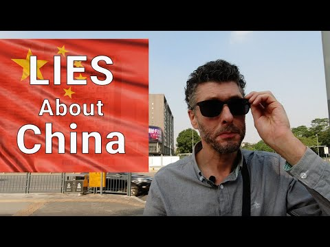 Western media LIES about China