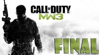 Call of Duty: Modern Warfare 3 - Walkthrough - Final Part 17 - Dust to Dust | Ending (PC HD) [1080p]