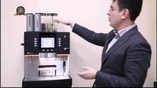 Обзор профессиональной кофемашины Melitta Bar Cube