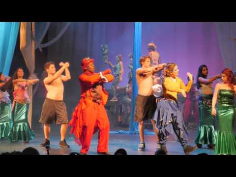 Rock Ridge High School Presents The Little Mermaid