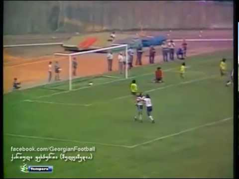 Dinamo Tbilisi 3-1 Ararat Yerevan 24.06.1981 Soviet Top League
