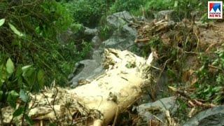 കോഴിക്കോട് ഉരുൾപൊട്ടലിൽ 20 കുടുംബങ്ങൾ ഒറ്റപ്പെട്ടു | Kozhikode Marippuzha