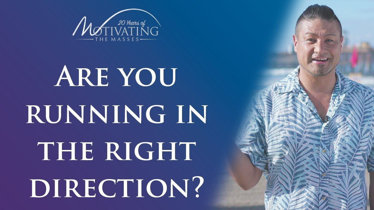 Matt Gil - Are you running in the right direction?