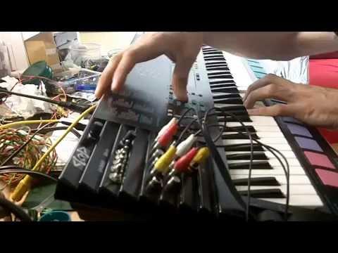 Yamaha Pss  Circuit Bent