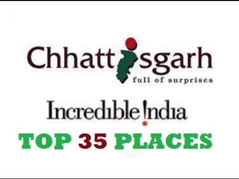 Chhattisgarh tourism|Chhattisgarh tourist palces|Chhattisgarh Top 35 Tourist Places